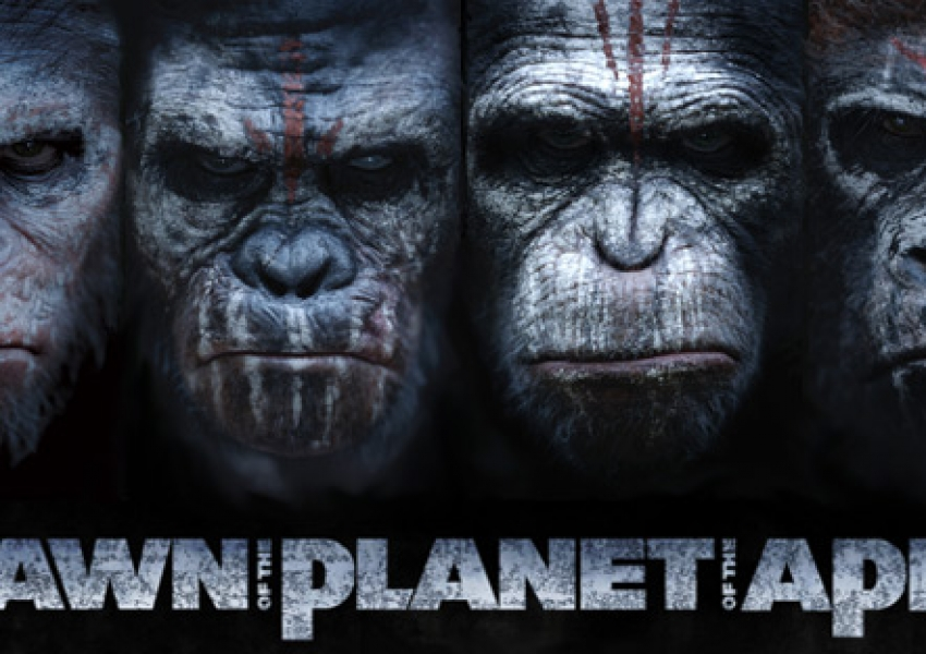 Зората на планетата на маймуните | Dawn of the planet of the apes