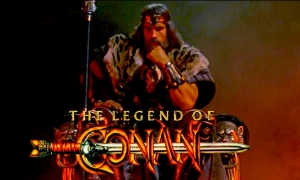 Легенда за Конан | Legend of Conan