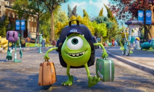 Академия за таласъми | Monsters university