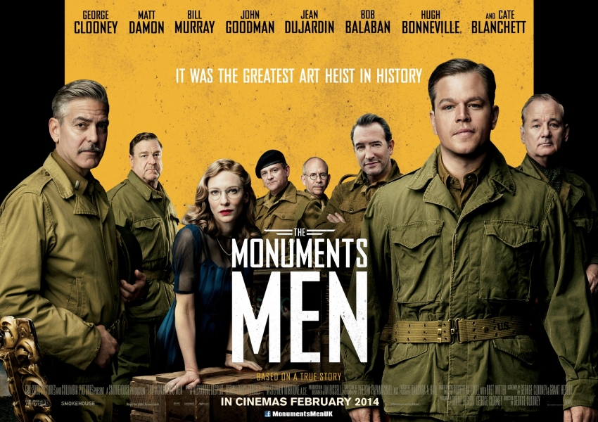 Пазители на наследството | The monuments men