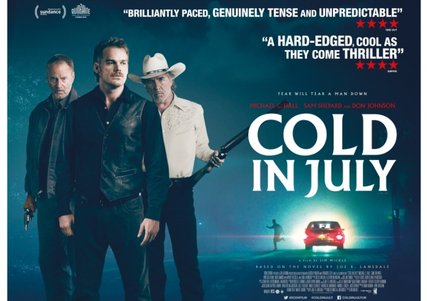 Студено през юли | Cold in July