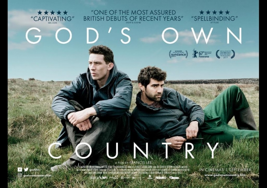 Земята на Бог | God's own country