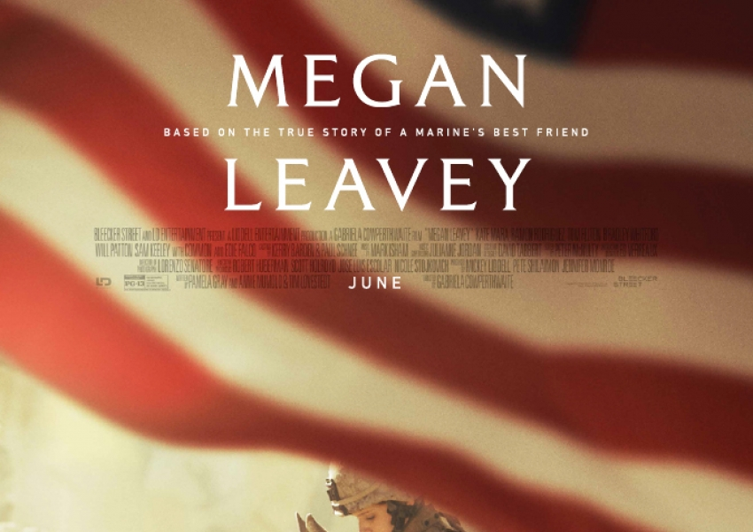 Меган Лийви | Megan Leavey