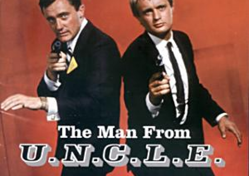 Агенти от UNCLE / The man from UNCLE
