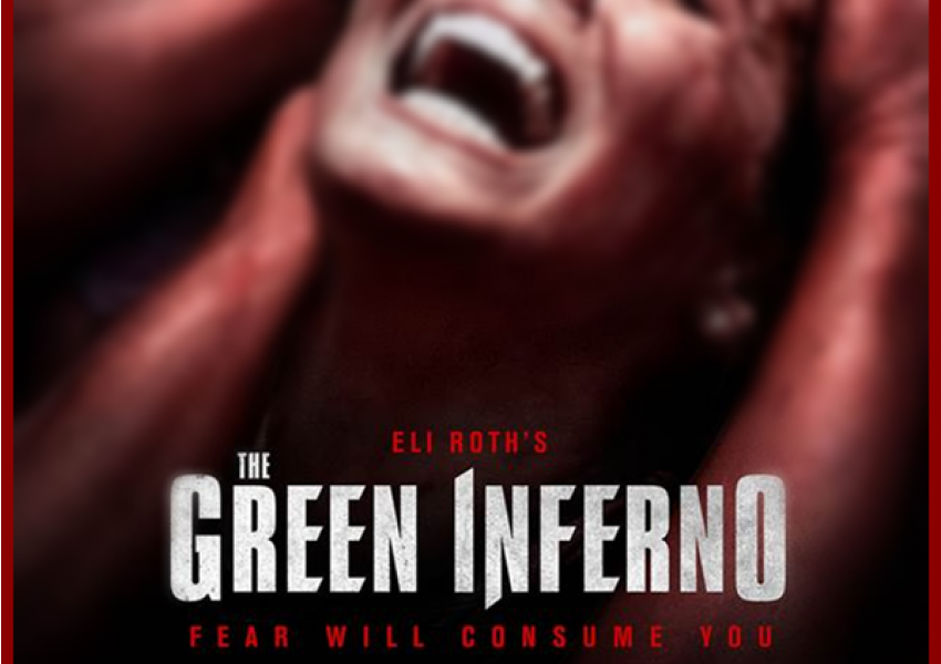 Зеленият ад | The green inferno
