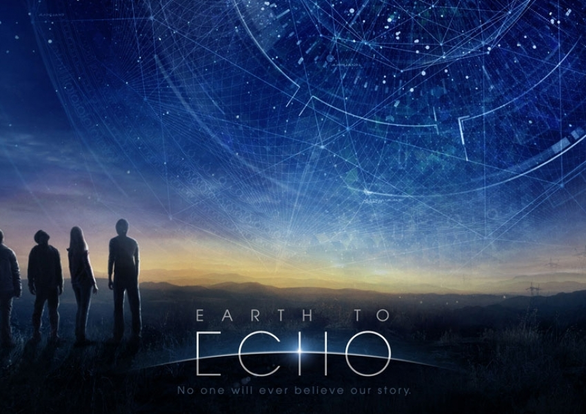 Земя до Еко | Earth to Echo