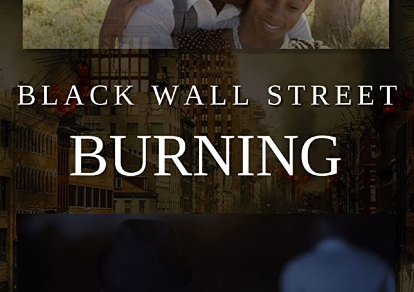В пламъци | Black Walll street burning